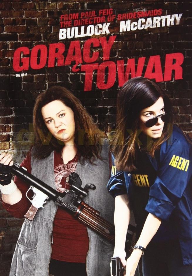 Gorący Towar- gentka FBI współpracuje z panią oficer bostońskiej policji, aby zlikwidować rosyjskiego gangstera.