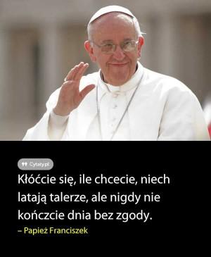 Papież Franciszek Na Cytaty Zszywkapl