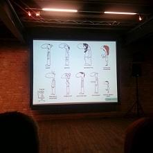 relacja z Blog Conference Poznań - ilustracja ZUCHA z jego prelekcji :)