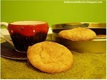 Ciastka cioci Petuni z Harrego Pottera Temperatura: 175 stopni; Czas pieczenia: około 7-10 minut; Ilość ciastek: około 20 Składniki: - 120g palmy z murzynkiem - 1 szklanka cukru...