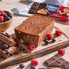 Bardzo czekoladowy blok z karmelem
