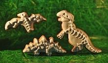 Pierniczki dinozaury