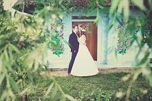Plener ślubny w  stylu folk...