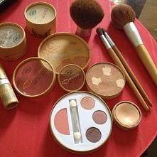 Zdrowy, naturalny makijaz tylko z Couleur Caramel ❤️ uwaga : kosmetyki te uzależniają !! (www)ekozuzu.pl
