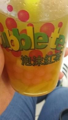 bubble tea :)