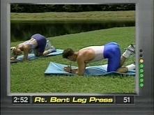 Pierwsze ćwiczenia na pośladki, z którymi zaczynałam. Daje szybko efekty. Tyłek po nich boli, po jakimś czasie warto dodać obciążenie 1-2 kg :)