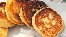 Bezglutenowe placki serowe Składniki: 250 g seru twarogowego chudego 3 łyżli mąki kukurydzianej 1 duże jajko coś do słodzenia (ksylitol, stewia, cukier brązowy) ekstrakt z wanil...