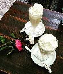 Kawa mrożona z lodami <3 ig: @ullemy