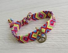 Friendship bracelet hippie #2