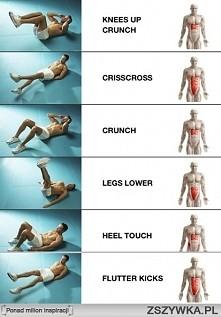 Ćwiczenia na brzuch ...