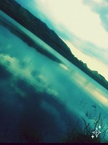 piękna woda
