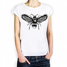 Pracuś z niej niesamowity, pszczoła dołącza do naszej ekipy :)  Idealnie czuje się na łonie natury jak i w miejskiej dżungli.  Koszulka z wysokogatunkowej bawełny dostępna w trz...