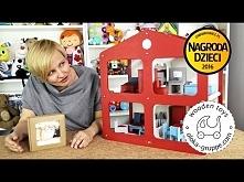 DOMOS – domek dla lalek z wyposarzeniem, OLOKA-GRUPPE