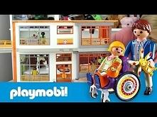 Playmobil City Life Szpital dziecięcy