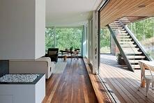 Nowoczesne wnętrze luksusowej willi Villa Midgård - zobacz i zainspiruj się! ...