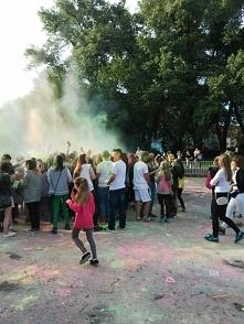 Kto był na festiwalu kolorów - Holi <3 *.*