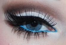 Ah to niebieskie oko *.*