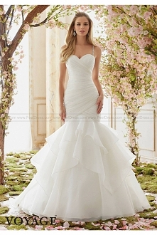 Mori Lee Wedding Dresses Style 6833