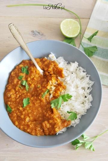 Zdrowy Obiad Curry Z Soczewicy Przepis Klikniecie W Zdjecie Na