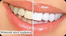 Natychmiastowe wybielanie zębów w domu!