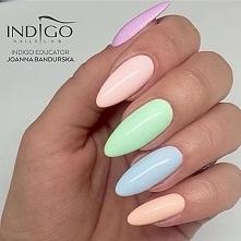 PasteLove! ♡ Kolekcja Natalii Siwiec dla Indigo. Który kolor najładniejszy?? ...