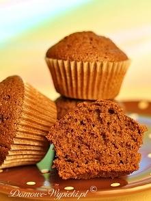 Murzynkowe muffiny