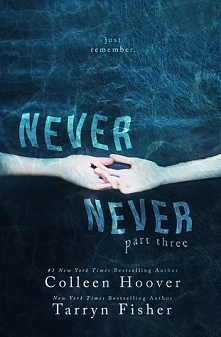 Never,Never-Colleen Hoover,Tarryn Fisher Premiera: 03.08.2016r