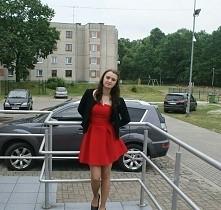 Bardzo mi się podoba sukienka :)