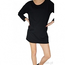 Nowa sukienka bawełniana - luźny krój oversize- dostępna w dwóch kolorach. Zapraszamy na stronę