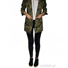 Nowa blazer moro - narzutka w stylu wojskowym. Dwa rozmiary sm lub lxl. zapraszamy do sklepu: modish.pl