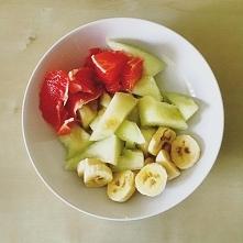 Yummy! Śniadanko na dobry początek dnia <3