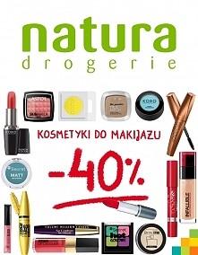 -40% na kolorówkę w Naturze, więcej info na kosmetykovelove.pl