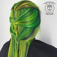 Zielono ...
