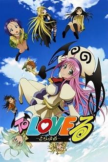 To LOVE-Ru OPIS: Anime o przeuroczej kosmicznej księżniczce z diabelskim ogonkiem, która uciekając z domu trafia na Ziemię, gdzie ląduje naga w wannie licealisty Rito Yūkiego i ...
