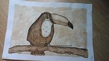 Mój pierwszy rysunek malowa...