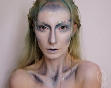 Koko loves makeup FB Elf/syrena - charakteryzacja wykonana przeze mnie. Nie kopiowac zdjęć.