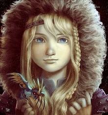 Astrid & Stormfly