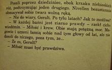 """~Andrzej Sapkowski""""Ostatnie Życzenie"""""""