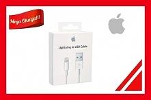 Oryginalny Kabel Apple! Tylko teraz w cenie promocyjnej, sprawdź u nas na FB! :)