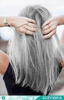 ciekawy kolor włosów