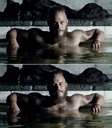 Ragnar <3 kocham :3 #Vik...