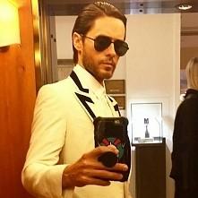 Jared Leto  Wyrocznia mody ;)
