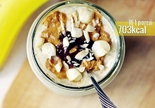 Kokosowe lody z banana!