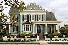 Zewnętrze domu amerykańskiego - co się na nie składa, czym się charakteryzuje...