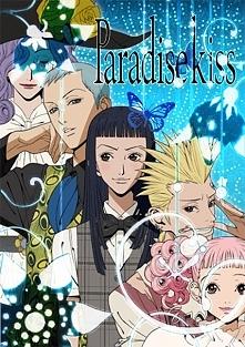 Paradise kiss Akcja toczy s...