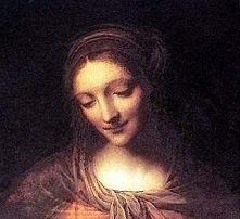 """""""Nie lękaj się nadmiernej miłości Matki Najświętszej, nigdy nie będziesz koch..."""