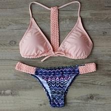 Brazylijskie bikini z aztec...