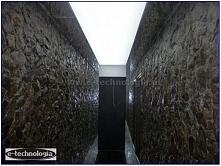 Sufit napinany na korytarzu...