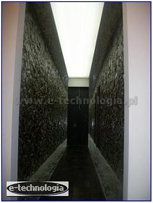 sufit, sufit w korytarzu, s...