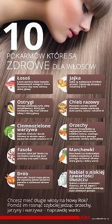 10 pokarmów które są zdrowe...